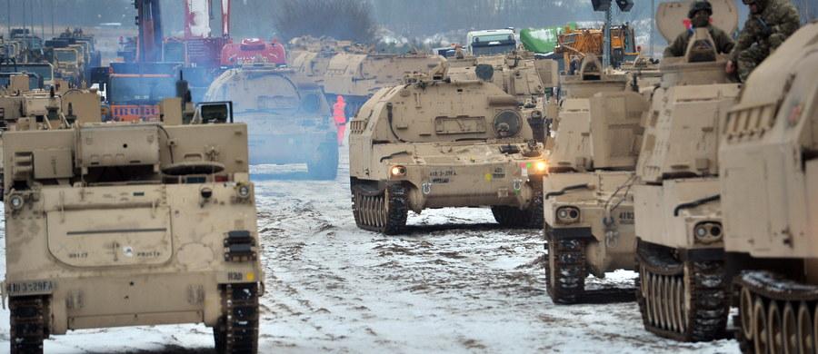 W Polsce jest już prawie tysiąc żołnierzy z USA. W związku z ich przyjazdem na sobotę zaplanowano serię imprez w miastach wojewódzkich, w tym charytatywną zbiórkę na chrześcijan w Syrii.