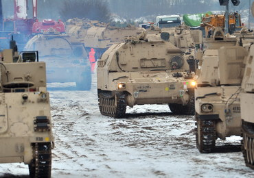 W Polsce jest już prawie tysiąc amerykańskich żołnierzy