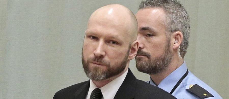 Przed sądem w norweskim mieście Skien rozpoczął się proces apelacyjny w sprawie warunków odbywania kary więzienia przez Andersa Breivika, który 22 lipca 2011 roku zamordował 77 osób w Oslo i na wyspie Utoya.