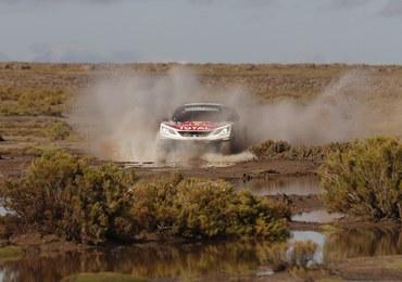 Rajd Dakar: Loeb przewodzi stawce kierowców po ośmiu etapach
