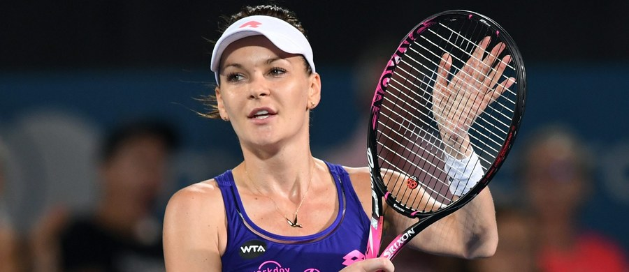 Agnieszka Radwańska awansowała do finału turnieju WTA Premier na kortach twardych w Sydney. Polska tenisistka pokonała Czeszkę Barborę Strycovą 6:1, 6:2.