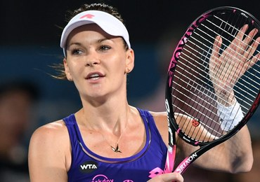 Turniej WTA w Sydney - Agnieszka Radwańska awansowała do finału