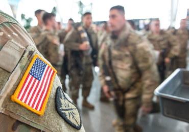 Amerykańscy żołnierze wylądowali w Goleniowie