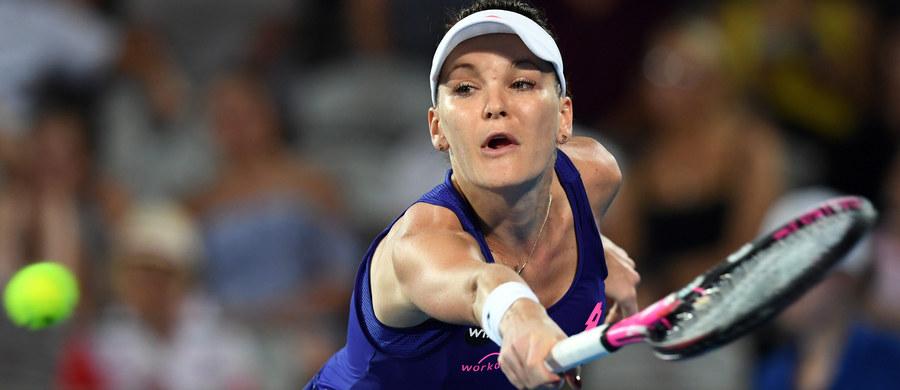 """Rozstawiona z """"dwójką"""" Agnieszka Radwańska przegrała z brytyjską tenisistką Johanną Kontą (6.) 4:6, 2:6 w finale turnieju WTA Premier w Sydney. Polka po raz 28. wystąpiła w decydującym spotkaniu, a po raz ósmy zanotowała w nim porażkę."""