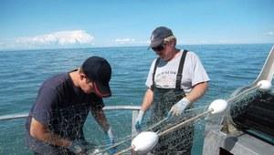 Alaska - niebezpieczne połowy