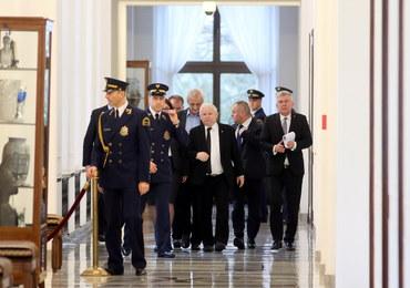 Prezes PiS: TK decyzji Sejmu nie ocenia, to przekracza jego kompetencje