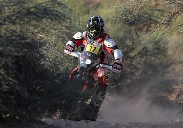 Rajd Dakar: Sunderland liderem wśród motocyklistów