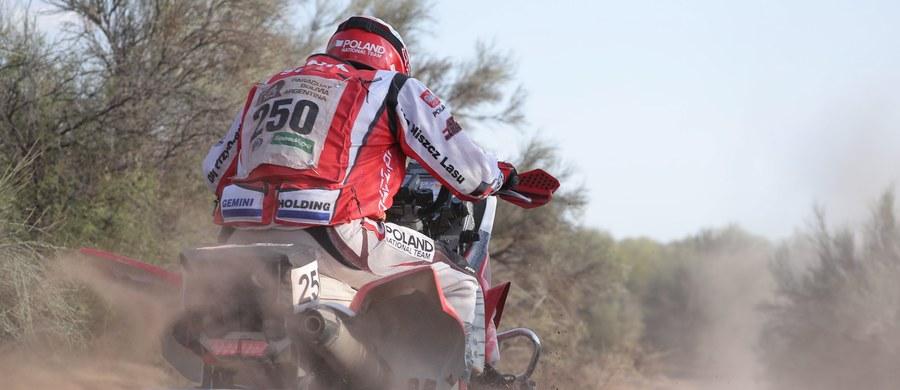 Rosjanin Siergiej Karjakin potwierdził swą dominację w tegorocznym Rajdzie Dakar w gronie quadowców wygrywając 11. etap i umacniając się na prowadzeniu w klasyfikacji generalnej. Trzeci na etapie był Rafał Sonik, co dało mu awans na czwarte miejsce po jedenastu etapach.