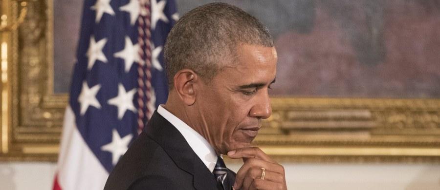 Prezydent Stanów Zjednoczonych Barack Obama przedłużył o rok sankcje nałożone na Rosję za aneksję Krymu i jej rolę w konflikcie na wschodzie Ukrainy - poinformował Biały Dom. Zwrócono uwagę, że działania Rosji zagrażają bezpieczeństwu USA.