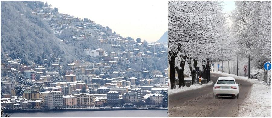 Na co najmniej 300 milionów euro szacuje związek rolników Coldiretti we Włoszech straty spowodowane przez atak wyjątkowo srogiej zimy. Największe szkody śnieg i mróz wyrządziły w Apulii na południu kraju. Obowiązuje tam stan kryzysowy.