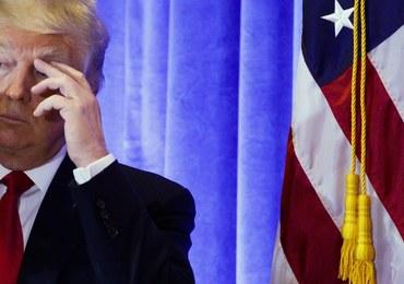 """""""Anonymous"""" grozi Trumpowi: Ujawnimy twoje powiązania z rosyjską mafią"""