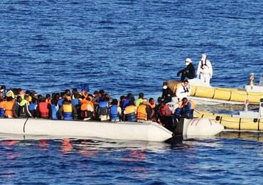 Około 180 migrantów zginęło po zatonięciu łodzi u wybrzeży Libii