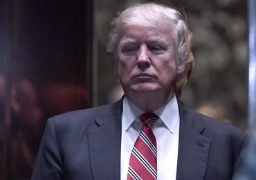 Sondaż: Trump najbardziej niepopularny spośród ostatnich 7 prezydentów