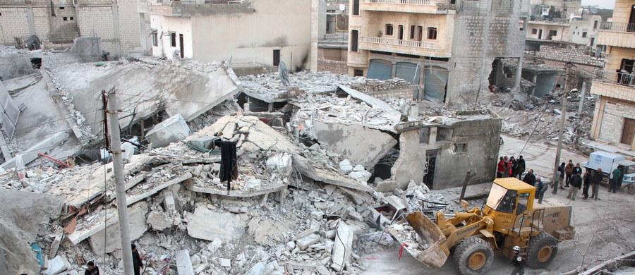 Iran jest przeciwny obecności Stanów Zjednoczonych na rozmowach pokojowych w sprawie konfliktu w Syrii, które są planowane na 23 stycznia w stolicy Kazachstanu Astanie - oświadczył we wtorek irański minister spraw zagranicznych Mohammad Dżawad Zarif.