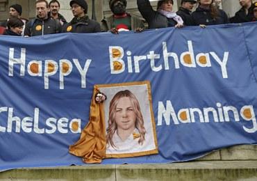 Obama ułaskawił Chelsea Manning, słynną informatorkę WikiLeaks