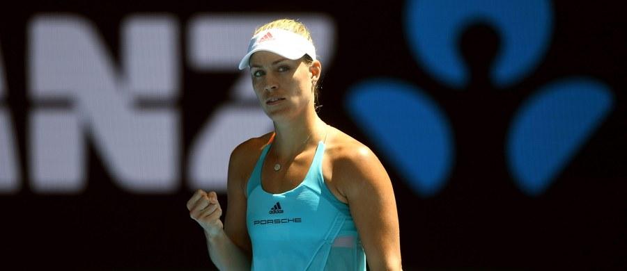 Liderka rankingu tenisistek Angelique Kerber awansowała bez kłopotów do czwartej rundy wielkoszlemowego turnieju Australian Open. Niemka polskiego pochodzenia pokonała w Melbourne 58. w rankingu WTA Czeszkę Kristynę Pliskovą 6:0, 6:4.