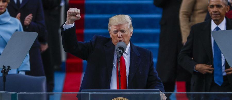 Prezydent USA Donald Trump podpisał dekret o budowie muru na granicy z Meksykiem, aby powstrzymać napływ imigrantów i podnieść stan bezpieczeństwa narodowego.