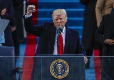 """Mocne przemówienie Donalda Trumpa. """"Koniec masakrowania Ameryki"""""""