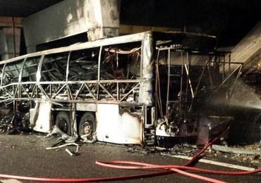 Wypadek autobusu wiozącego dzieci. Co najmniej 16 ofiar