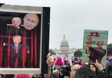 Marsz Kobiet w Waszyngtonie: Protestowały przeciw Trumpowi