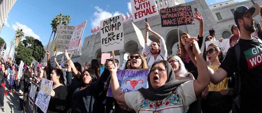 We wczorajszym Marszu Kobiet, który odbył się w największych miastach USA, wzięło udział od 1,5 do 2 mln osób. W Waszyngtonie w marszu wokół Białego Domu uczestniczyło nawet 400 tys. osób, ale mogło ich być znacznie więcej, bo pochód zajął aż 1,6 km.