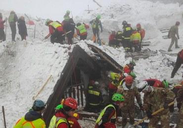 Włochy: Ciało szóstej osoby wydobyto spod zniszczonego przez lawinę hotelu