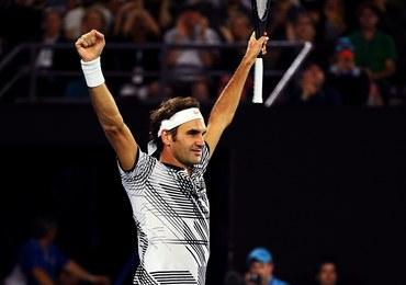 Federer w półfinale Australian Open. Nie ma mocnych na Szwajcara