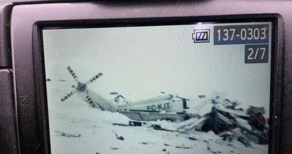 Sześć osób zginęło w katastrofie śmigłowca włoskiego pogotowia ratunkowego, który rozbił się w pobliżu terenów narciarskich w Abruzji - podała telewizja RAI. Nie przeżył nikt, kto był na pokładzie.