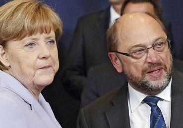 Martin Schulz rywalem Angeli Merkel w walce o fotel kanclerza