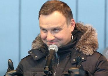 Andrzej Duda: Ludzie mają rożne poglądy i mają do nich prawo