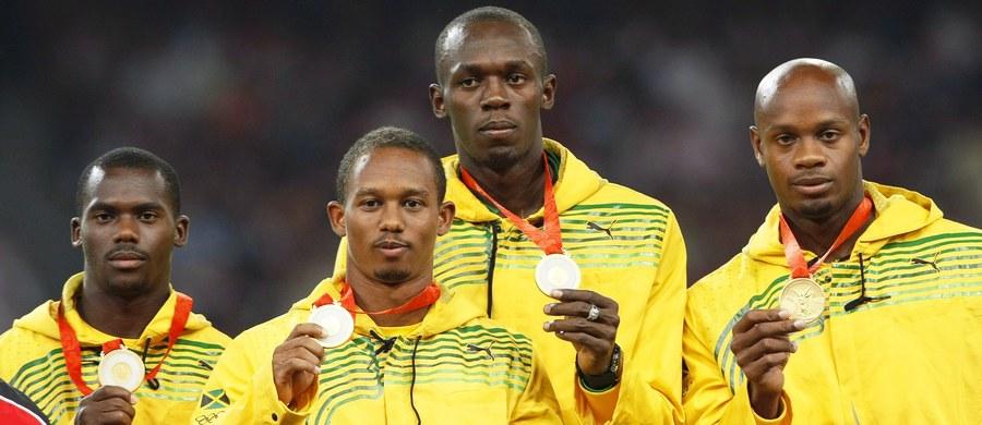 Sztafeta Jamajki 4x100 metrów z Usainem Boltem w składzie, po wykryciu dopingu u Nesty Cartera, straciła złoty medal igrzysk olimpijskich w Pekinie 2008 - poinformował Międzynarodowy Komitet Olimpijski.