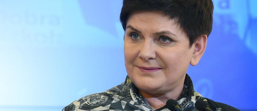 Wszystkie decyzje, podejmowane w związku ze zmianami dotyczącymi wjazdu cudzoziemców do Polski, są dyktowane tylko i wyłącznie względami bezpieczeństwa - oświadczyła premier Beata Szydło, pytana o planowane zmiany w prawie o cudzoziemcach.