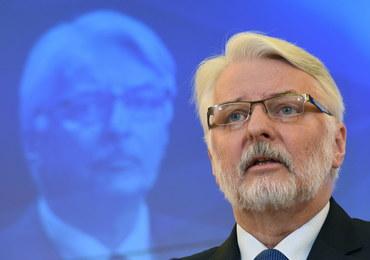 Incydent w Bykowni. Waszczykowski rozmawiał z szefem MSZ Ukrainy