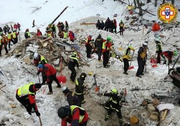 Koniec poszukiwań w ruinach hotelu Rigopiano. Nie znaleziono już żywych ludzi