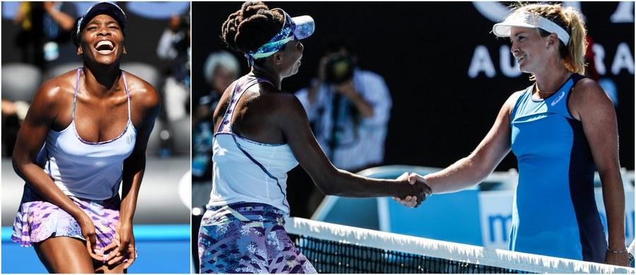 """Przed nami """"siostrzany"""" finał Australian Open! W półfinale Venus Williams pokonała CoCo Vandeweghe 6:7 (3-7), 6:2, 6:3. Amerykanka, która ma w dorobku siedem tytułów wielkoszlemowych, w decydującym spotkaniu turnieju tej rangi zagra po raz piętnasty, a po raz drugi będzie to finał w Melbourne. O końcowy triumf powalczy z młodszą siostrą. W drugim bowiem półfinale Serena Williams bez trudu rozprawiła się z Chorwatką Mirjaną Lucic-Baroni: wygrała 6:2 6:1 ."""