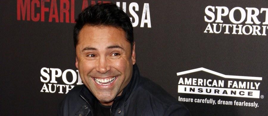 44-letni amerykański pięściarz, były mistrz świata w sześciu kategoriach wagowych, Oscar De La Hoya został aresztowany pod zarzutem jazdy pod wpływem alkoholu. Do zatrzymania doszło w kalifornijskiej Pasadenie.