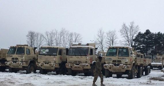 Kolejny wypadek drogowy z udziałem amerykańskich żołnierzy. Do zdarzenia doszło w Żaganiu w Lubuskiem. Informację o tym zdarzeniu dostaliśmy na Gorącą Linię RMF FM.