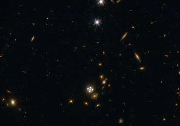 Wszechświat rozszerza się szybciej