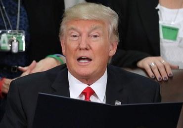 Trump: Prezydent Meksyku może nie przyjeżdżać, jeśli nie zapłaci za mur