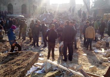 Dżihadyści odcięli drogę zaopatrzeniową rządu do Aleppo