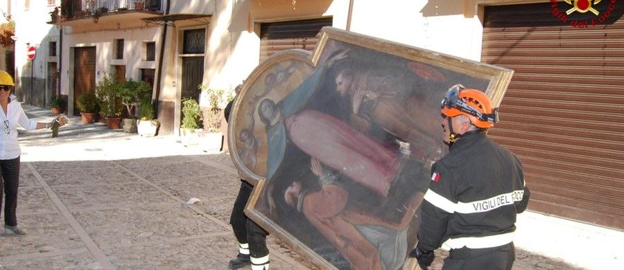 Eksperci z Muzeów Watykańskich odrestaurują niektóre dzieła sztuki, które ucierpiały w rezultacie trzęsień ziemi w rejonie Nursji we Włoszech - poinformowało Radio Watykańskie. To kolejna inicjatywa tej placówki, pomagającej regionowi Umbria.