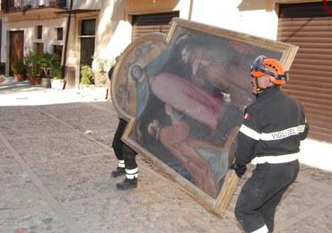 Muzea Watykańskie odrestaurują dzieła sztuki z terenów trzęsienia ziemi