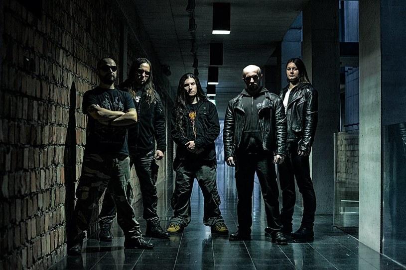 Już w lutym w ręce fanów death metalu trafi piąty album lubelskiego Deivos.