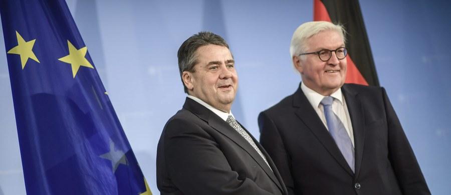 Sigmar Gabriel jest nowym ministrem spraw zagranicznym Niemiec. Ustępujący szef dyplomacji Frank-Walter Steinmeier przekazał obowiązki swemu następcy podczas uroczystości w siedzibie MSZ w Berlinie.