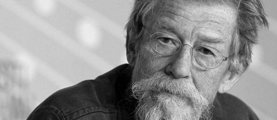 W wieku 77 lat zmarł w piątek w Londynie znany brytyjski aktor filmowy i teatralny John Hurt - poinformowała dziś nad ranem agencja prasowa PA. Artysta cierpiał na raka trzustki.