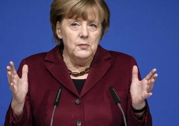 Merkel: Kraje UE muszą wykazać solidarność w sprawie migracji