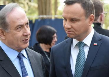 Premier Izraela popiera plany prezydenta USA w sprawie budowy muru na granicy z Meksykiem