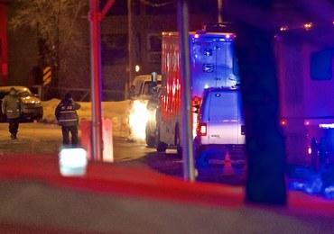 Quebec: Strzelanina w meczecie
