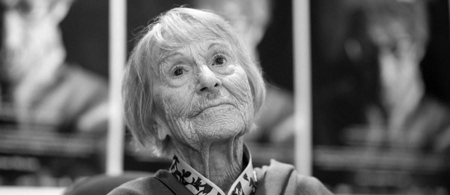 Nie żyje Brunhilde Pomsel - była sekretarka ministra propagandy III Rzeszy Josepha Goebbelsa. Kobieta zmarła w piątek w wieku 106 lat, w domu starców w Monachium - podały w poniedziałek niemieckie media. Twierdziła, że nic nie wiedziała o zbrodniach.