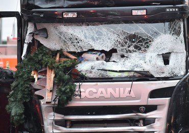 Prokuratura: Przekazanie ciężarówki użytej w zamach w Berlinie możliwe